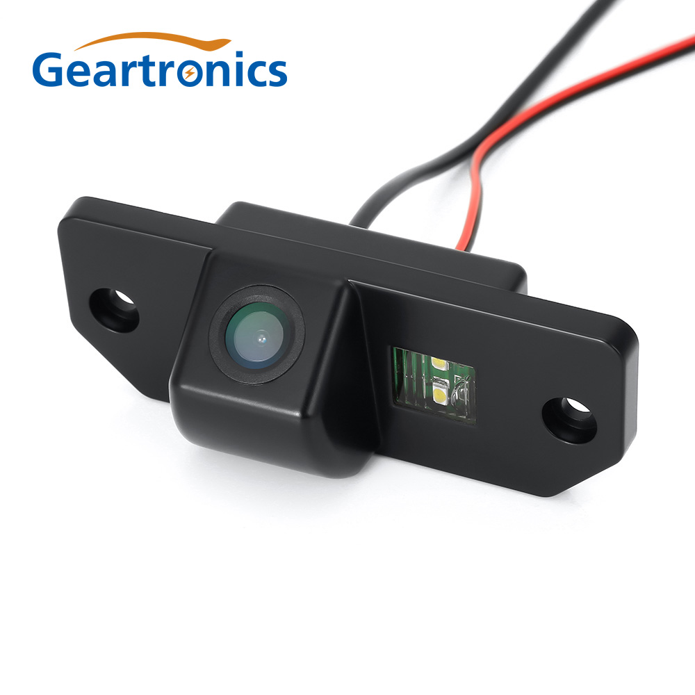 Reverse-Camera Parking-Backup Ford Focus C-Max Night-Vision CCD Waterproof 2003-2-Sedan