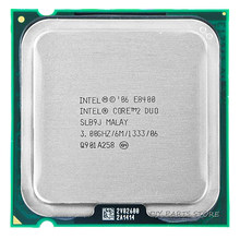 Intel E8400 Socket LGA 775 Prosesor CPU Core 2 Duo Dual Core Seperti E8500 E8600 (3.0 GHz/6 m/1333 GHz)(China)