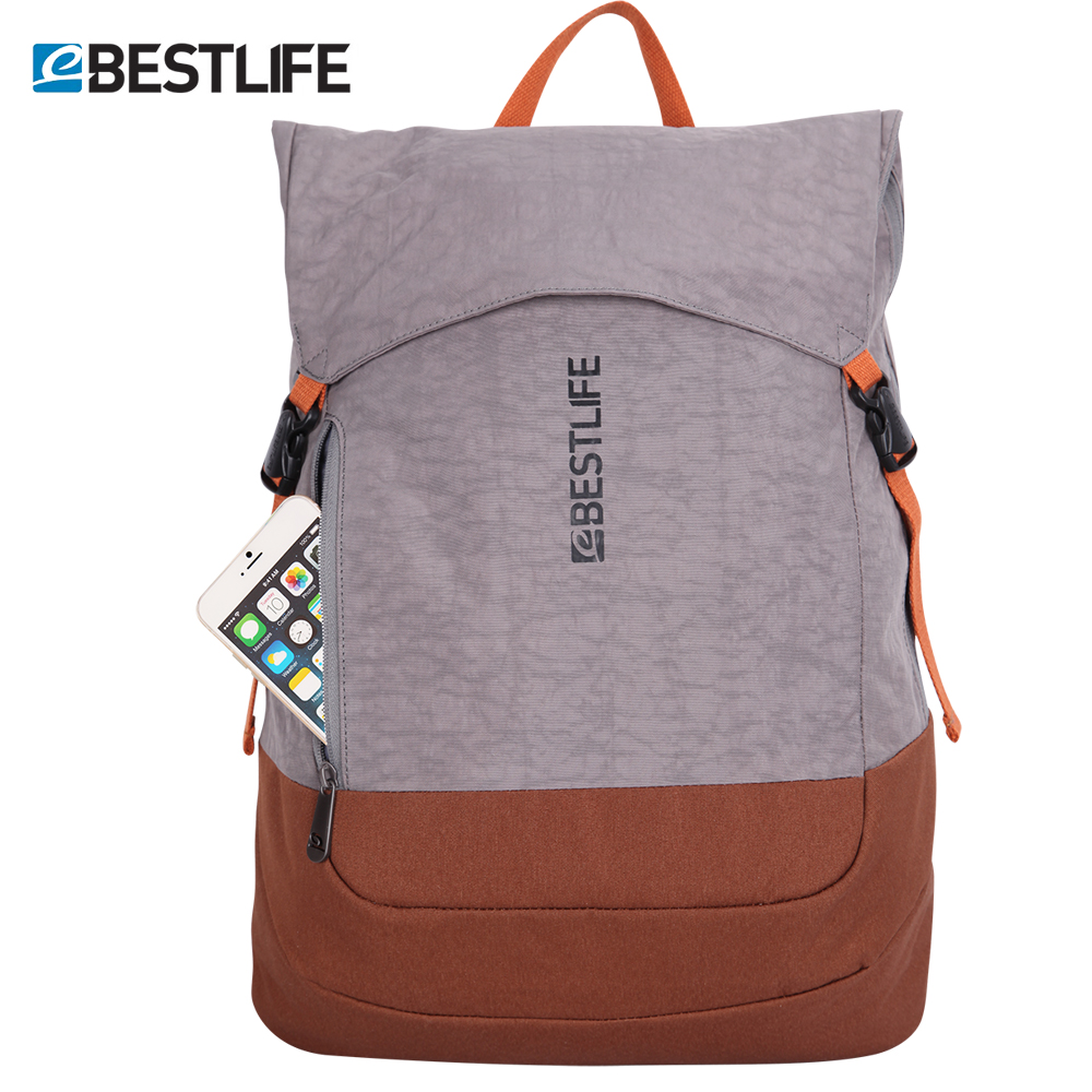 BESTLIFE Unisex Light Weight Travel Backpack for Men Women15.6 Laptpop Bag Washable Fashion Bagpacks With Flip Cover WaterproofBESTLIFE Unisex Light Weight Travel Backpack for Men Women15.6 Laptpop Bag Washable Fashion Bagpacks With Flip Cover Waterproof