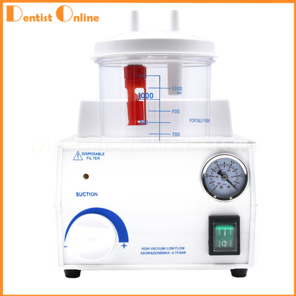 Portable Dental Medical Emergency Vacuum Phlegm Suction Unit Electric Free ShippingPortable Dental Medical Emergency Vacuum Phlegm Suction Unit Electric Free Shipping