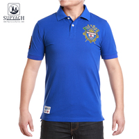 SUPYACH Men S Classic Fit Short Sleeve Solid Soft Cotton Polo Shirt