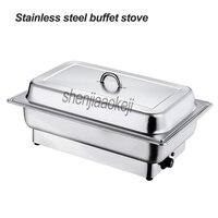 13.5L Elektrische heizung Buffy ofen edelstahl buffet ofen Lebensmittel herd für restaurant/buffet/Hotel hohe-ende veranstaltungsorte 220v600w