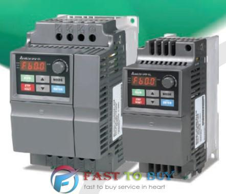 цена на Delta AC Motor Drive Inverter VFD Variable Frequency Drive VFD015EL43A VFD-EL Series 2HP 3 phase 380V 1500W New