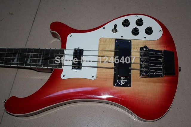 Cheap Manufacturer to produce the best four string guitar bass guitar EMS express delivery  free of charge