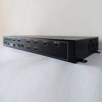 3x3 video wall processor for tv video wall display