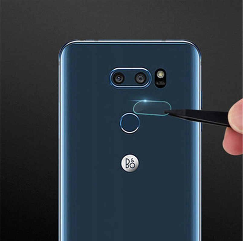 Lensa Kamera Belakang Film untuk LG G7 Thinq G6 G5 V20 V30 V10 V40 Film Pelindung Layar Anti Gores Guard telepon Penutup Penuh