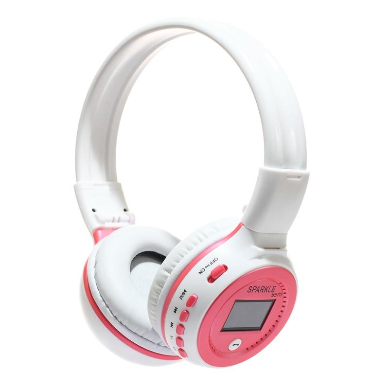 Zealot B570 Bluetooth austiņas ar FM radio Salokāmā Hifi stereo - Portatīvie audio un video - Foto 5