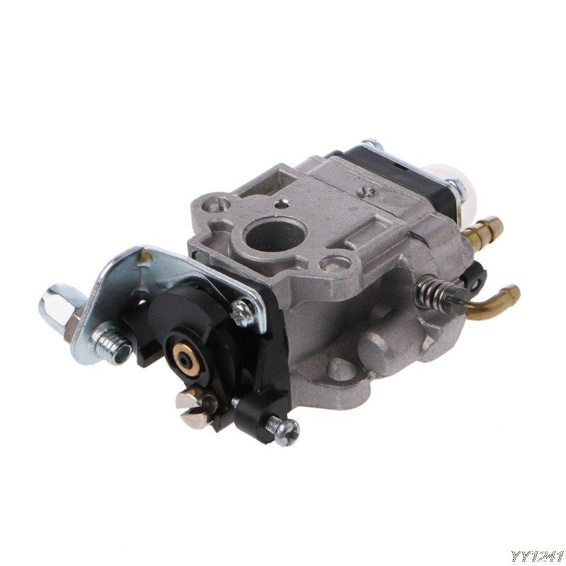 QILEJVS 2 temps carburateur 10mm Carb Kit pour 33CC 36CC pour Kragen pour Zooma pour gaz Scooter poche vélo nouveau #14521 #