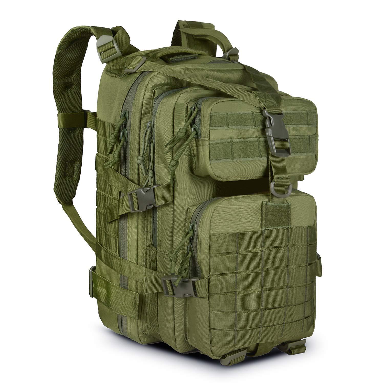 Sac à dos tactique militaire 35L petit sac d'assaut Molle sac à dos d'armée sac à dos sac à dos pour la randonnée en plein air Camping chasse