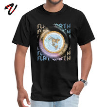 Graphic Mens T Shirts Round Neck Spartan Sleeve Urban When In Doubt Dance Tops & Tees Family Tee Shirt Free Shipping