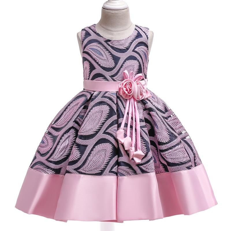 HTB1SQDZd75E3KVjSZFCq6zuzXXaQ Girls Dress Christmas Kids Dresses For Girls Party Elegant Princess Dress For Girl Wedding Gown Children Clothing 3 6 8 10 Years