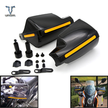 Motorcycle Hand Guard Shield Windproof  Protector Modification Protective Gear for Suzuki GSXR600 750 hornet 600 shadow 750