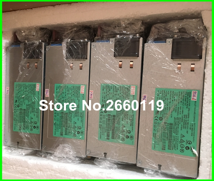 все цены на  power supply for DL580G7 DPS-1200FB-1 A HSTNS-PD19 570451-001 570451-101 579229-001 1200W, fully tested  онлайн