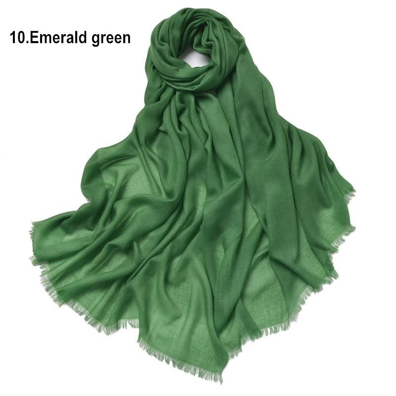 10. Emerald green