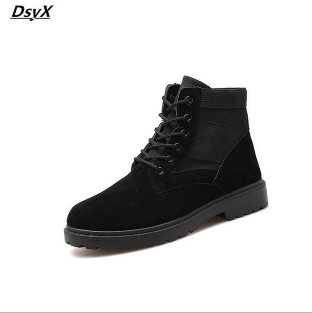 f81ed1753783 2017 New Year / Fall Men's Casual Shoes Breathable Black High-Neck Suede  Shoes Espadrilles Stylish Black Brown Men's Shoes
