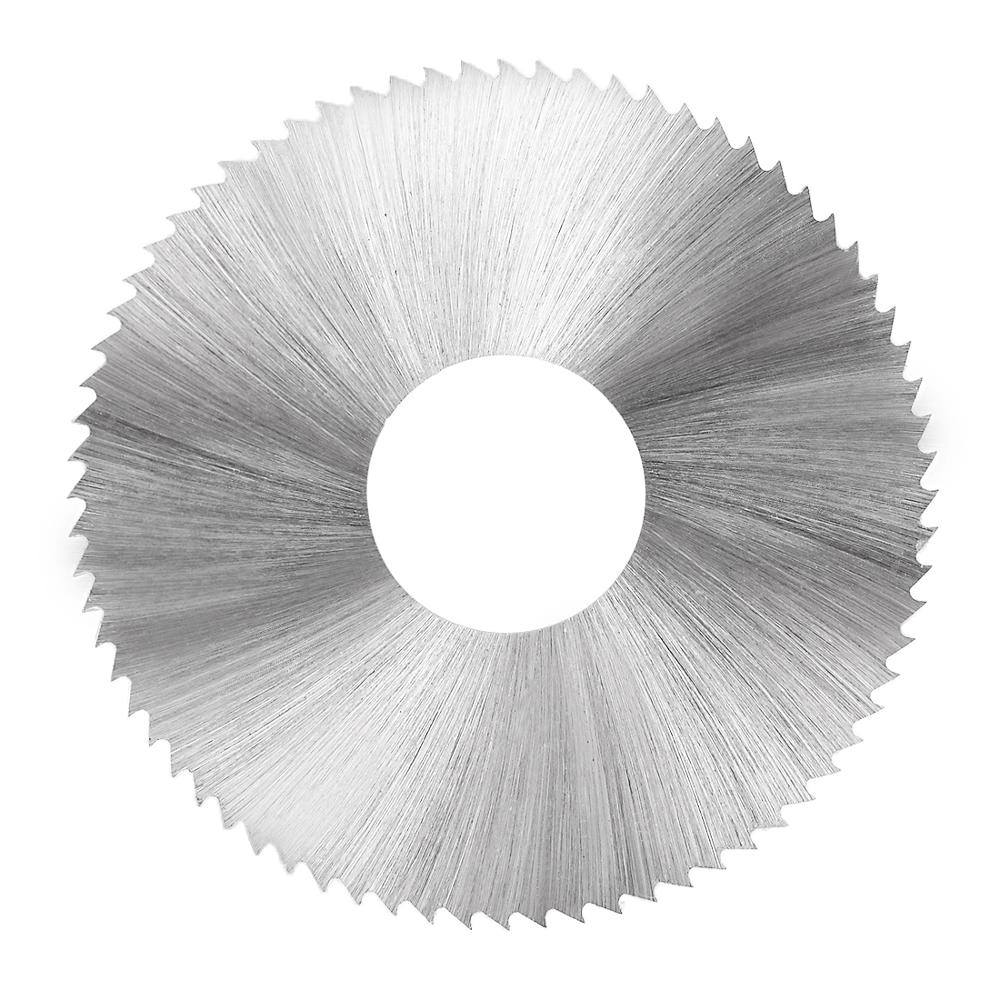 Uxcell 1pcs 50mm HSS Saw Blade 72 Tooth Circular Cutting Wheel 0.3/0.4/0.5/0.6/0.8/1/1.5/2/2.5/3mm Thick W 16mm Arbor