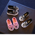 Spring Autumn Children Casual Shoes Chaussure Enfant Fille Girls Princess Casual Shoes Single Children Sneakers Meisjes Schoenen