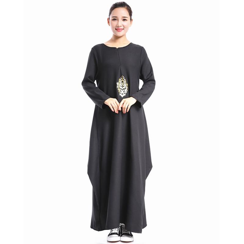 Φ_Φ2018 women islamic abaya chiffon middle eastern clothing hidjab ...