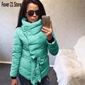 Hot Sell Fashion Women Warm Winter Coat Long Sleeve Irregular Jacket Outwear Free Shipping Wholesale