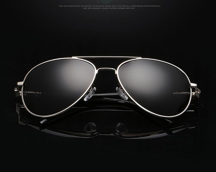 ed8e5f2fc12406 Nouveau Cru De Mode Polarisées Marque Designer Hommes Femmes conduite Bande  1508 Classique Aviation lunettes de Soleil UV400 Lunettes De Soleil gafas  de sol