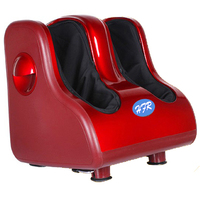 HFR 8811 Heating Electric Airbag Shiatsu Rolling Luxury Foot Leg Massager