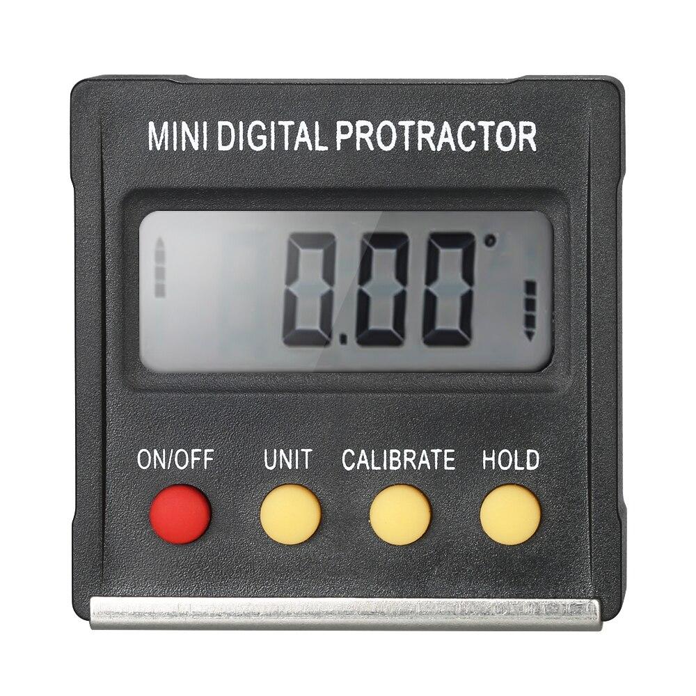 Werkzeuge Intellektuell Mini Protractors Elektronische Goniometer Neigungs Digitale Winkelmesser Winkel Lineal Zum Messen Von Winkeln Ebene Box Meter Diversifiziert In Der Verpackung Messung Und Analyse Instrumente