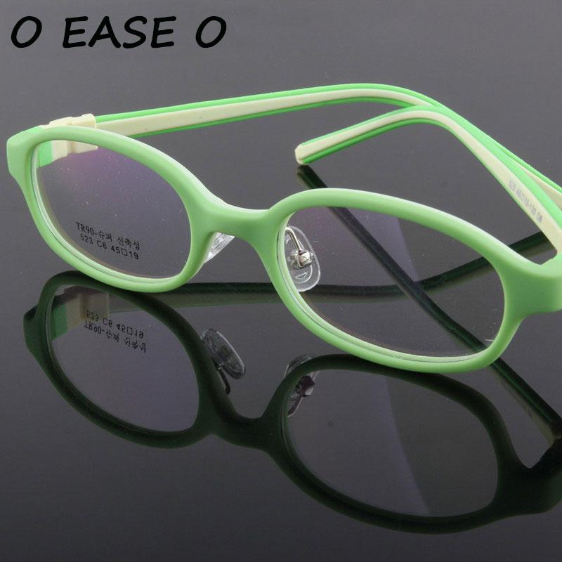 New Safe Kids Eyewear 2017 Children Eyeglasses Optical Frame 523