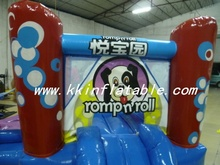 new trampoline, inflatable castle bouncer, inflatable bouncer for sale