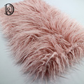 (100*75 cm) Faux Fur MONGOL FUR Cobertor Cesta Stuffer Fotografia Adereços Adereços Fotografia de Recém-nascidos