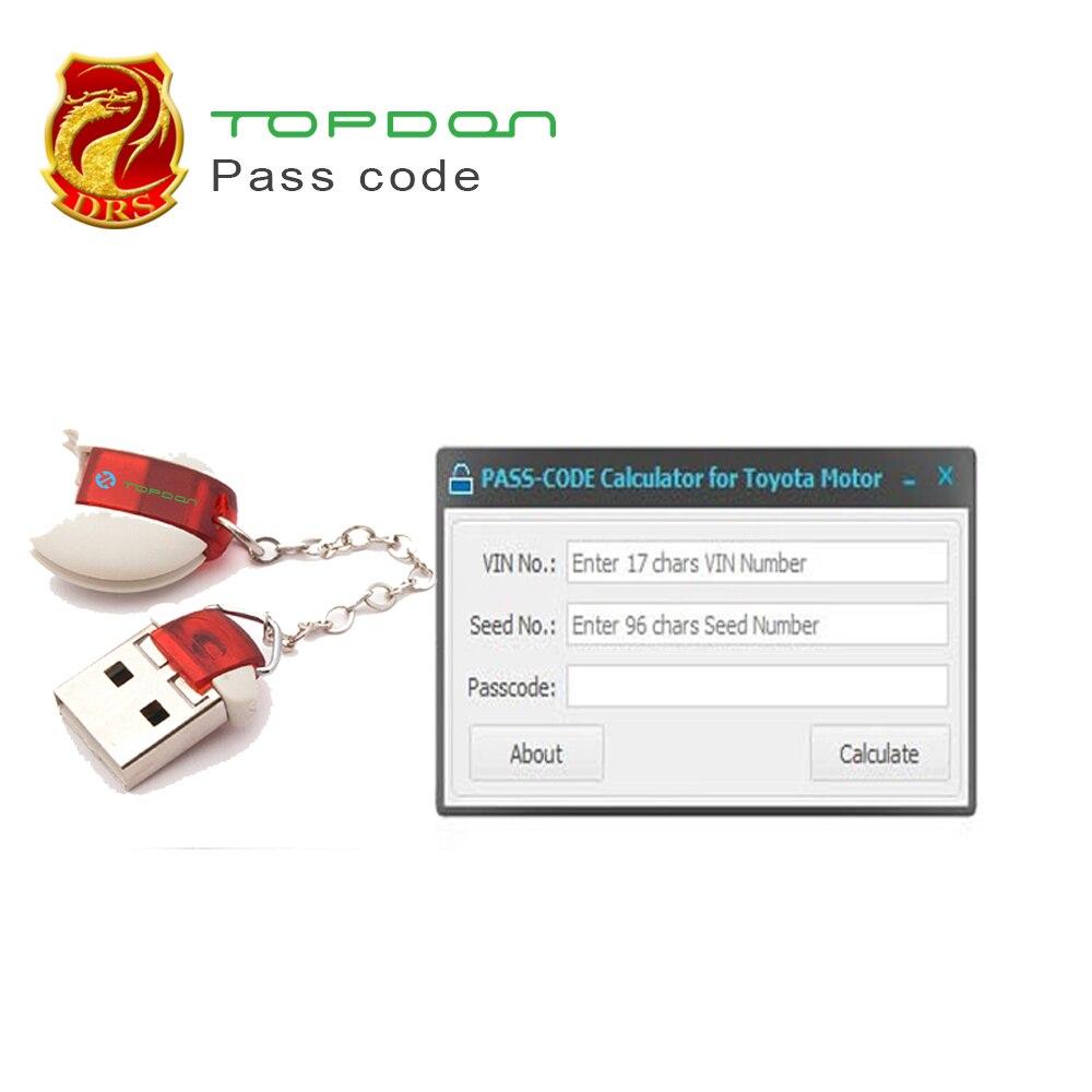 パスコード電卓オリジナル開発ツール 11.00.019 キープログラミングパスコード診断ツール  グループ上の 自動車 &バイク からの 自動キープログラマ の中 1