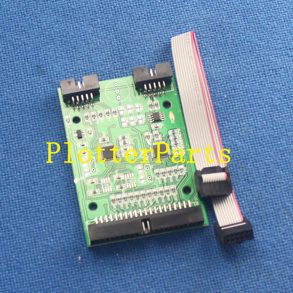 Decoder chip for HP DesignJet Z6100 Z6100PS plotter parts Compatible New c4704 40059 pinch arm media lever for hp designjet 2000cp 2500cp 2800cp 3000cp 3500cp 3800cp plotter parts