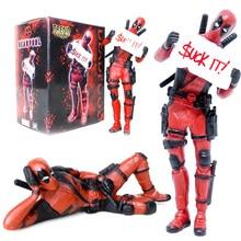 Deadpool Figure Mutants Action Marvel Legends Hero Dolls Avengers Dead Pool Toys Gifts