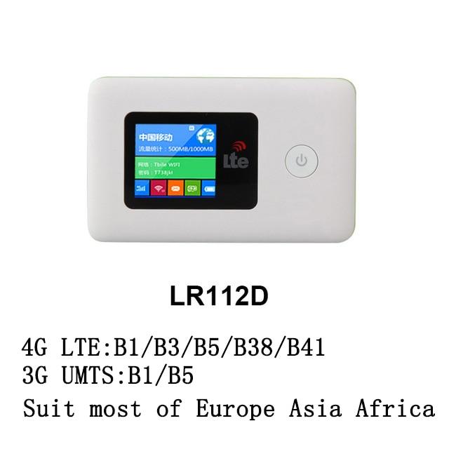 4G WIFI Router Car Mobile Hotspot Wireless Broadband Pocket Mifi