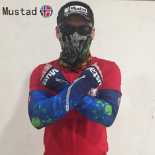 Mustad Norway Origin Sun Protecter Arm Sleeves Golf Bike Outdoor Summer Sports Riding Cycling Fishing Golf. MCAS