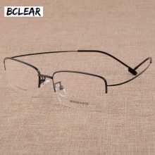 New Hot Mens Womens Acetate Eyewear Unisex Retro Eyeglasses Spectacles with Wooden Temple Good Quality Optical Frame 6015