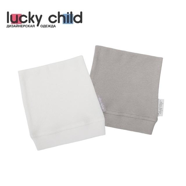 Шапочки Lucky Child комплект 2 шт, арт. 33-9D [сделано в России, доставка от 2-х дней]