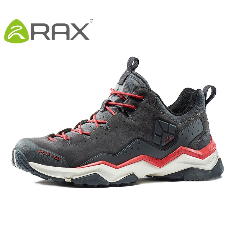 ФОТО Female Hiking Shoes Men Outdoor Shoes Autumn And Winter Slip Damping Warm Hiking Boots Women B2610