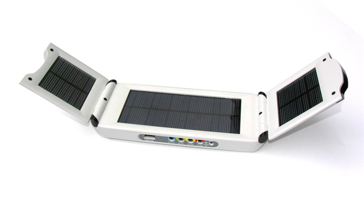 Solar Energy or Electric Supply 19V, 5.5V,11.1V,16V,24V/DC 27000MAH Li Pol USB Batteries for Laptop / Cell phone Power Source