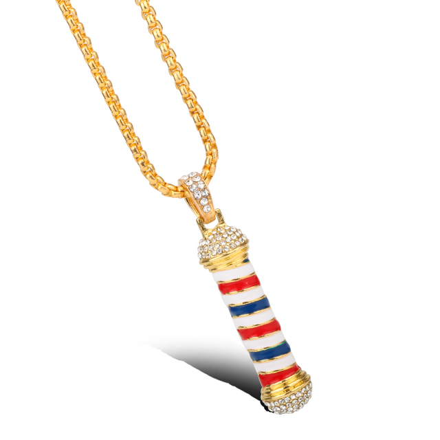 in double shop solid tennis gld micro necklace gold products diamond cross the strand yellow