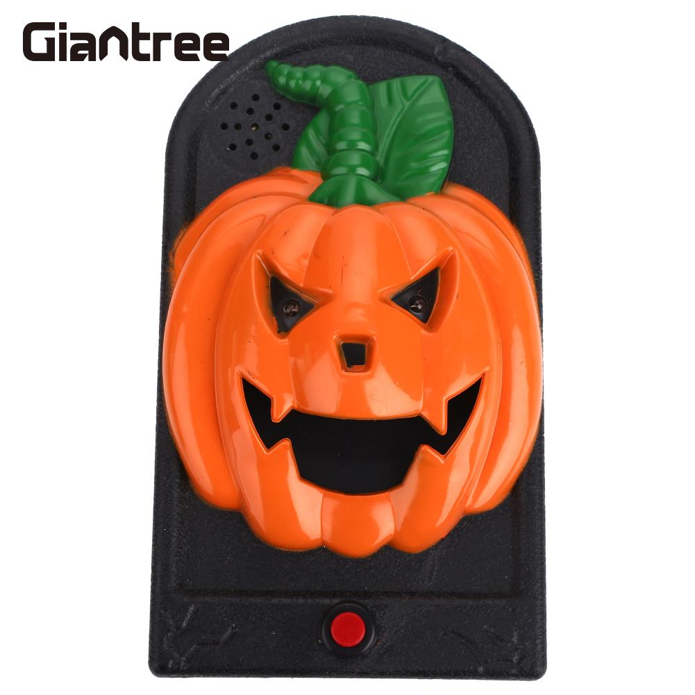 Wireless Music Doorbell Scary Event Funny Halloween Doorbell Halloween Props Festive Wireless Doorbell Easy Install antall install 11