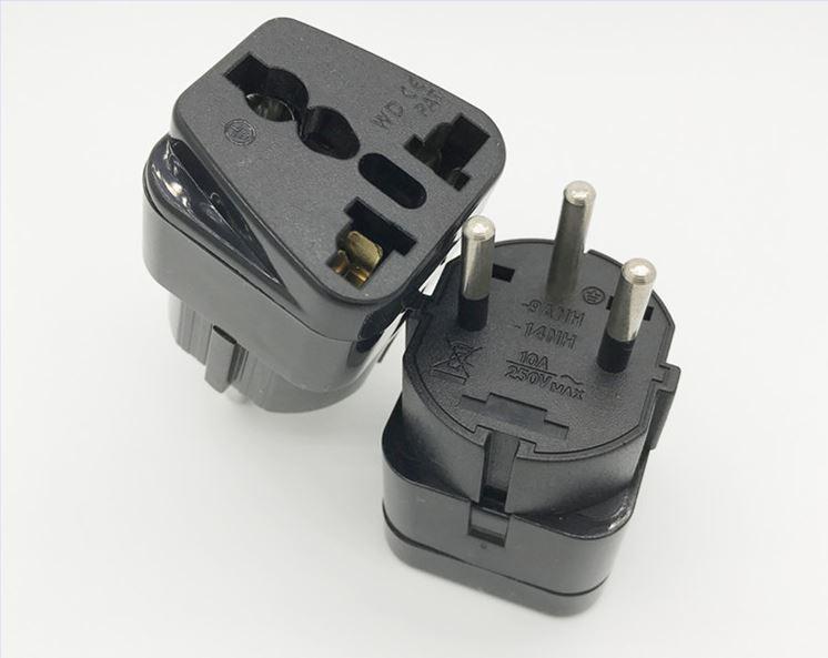 Israel Power Converter Israel exclusive travel adapter Socket adapter