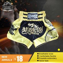 Sunrise MMA шорты новые ReleaseMens Муай Тай шорты боксерские шорты