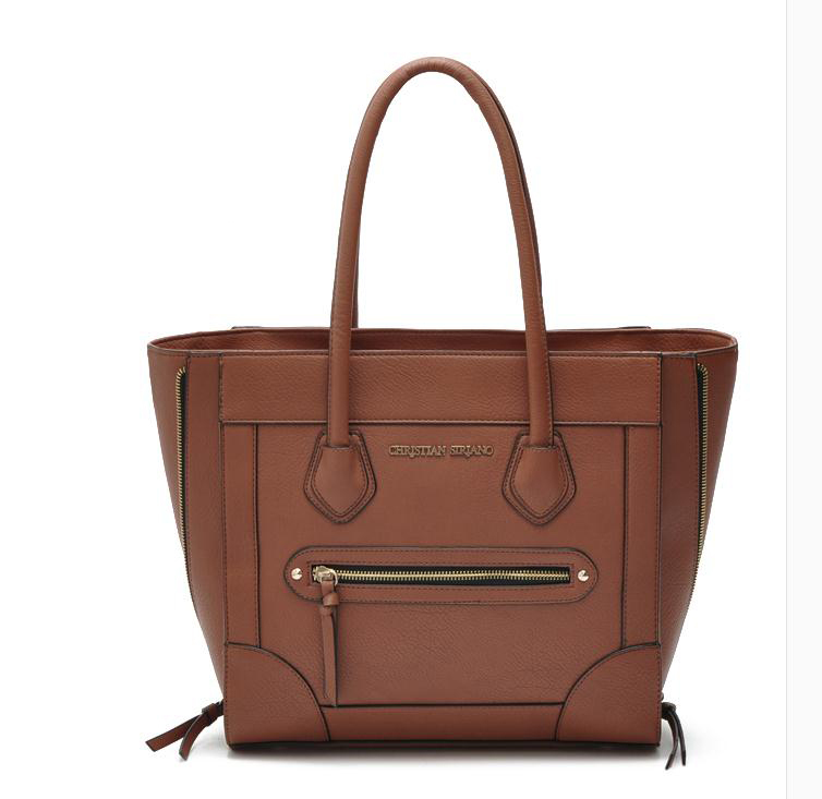 Women Fashion Siriano Handbags Tote Shoulder Bags Brown Exalted Purses In From Luggage On Aliexpress Alibaba Group