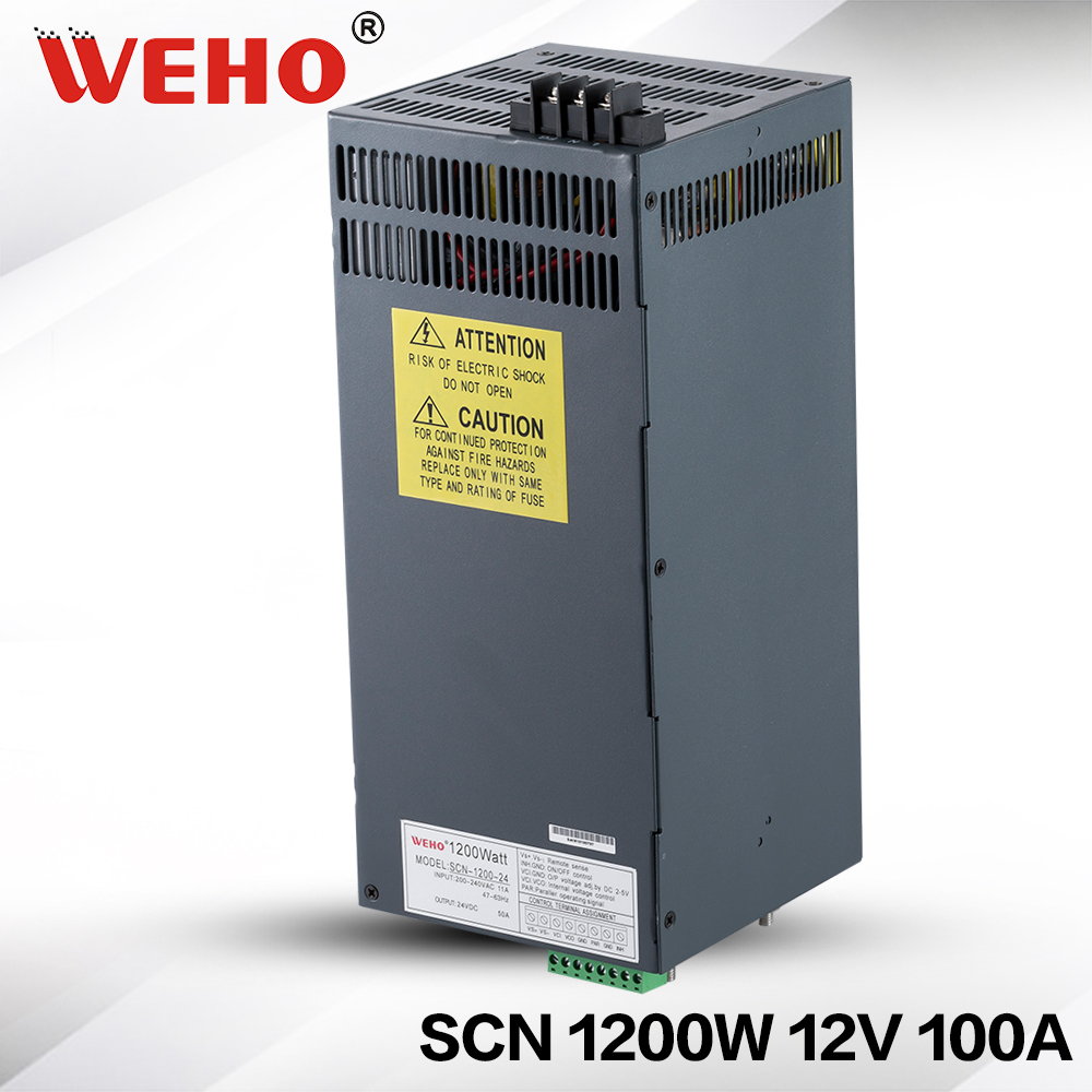 (SCN-1200-12)1200w 100a manufacture outlet de power supply 12v limit switches scn 1633sc