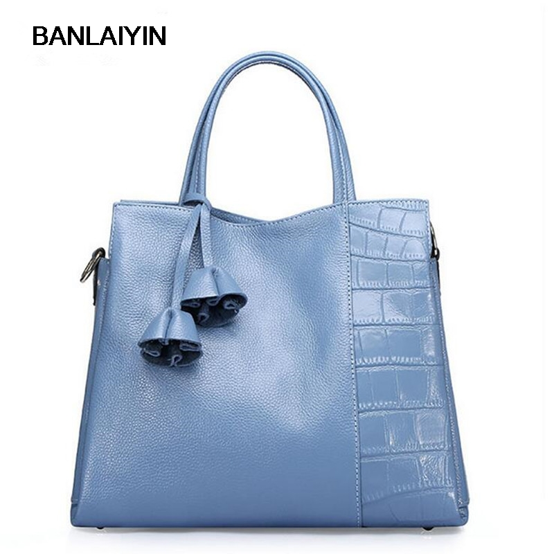 Vintage Women Bag Fashion Genuine Leather Luxury Handbag Designer Brand Bags Women Cow Leather Handbags Ladies Messenger Bags 100pcs lot m3 l 6 brass standoff spacer female male spacing screws nickel plated brass threaded spacer hex spacer bssfmnp m3