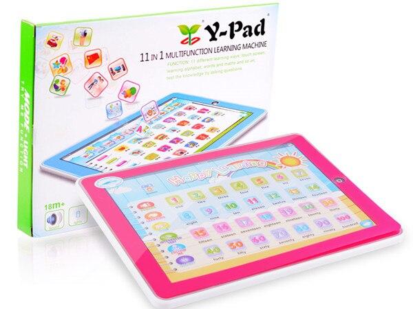 Inglês palavra máquina de aprendizagem tablet brinquedos