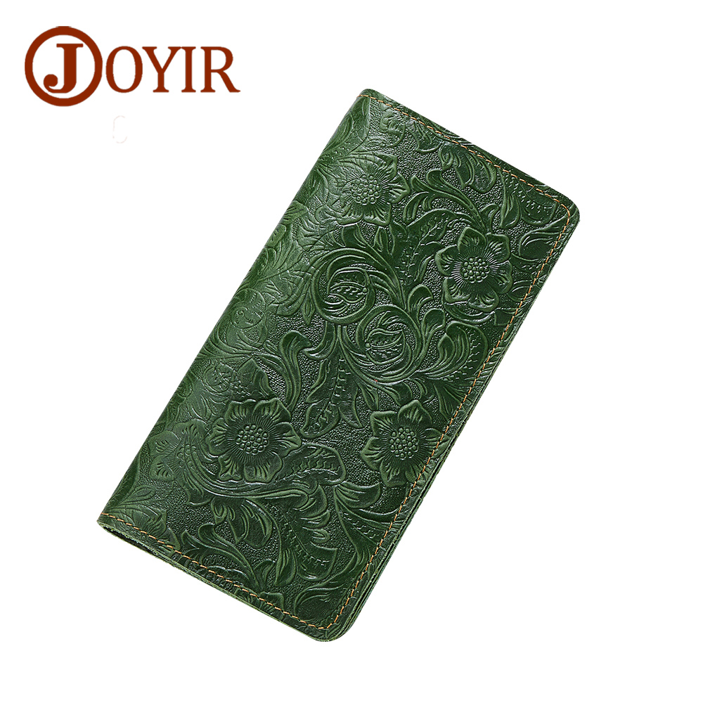 купить JOYIR Women Men Genuine Leather Passport Cover Travel Passport Holder Bag Passport Case Wallet License Credit CardHolder 2021