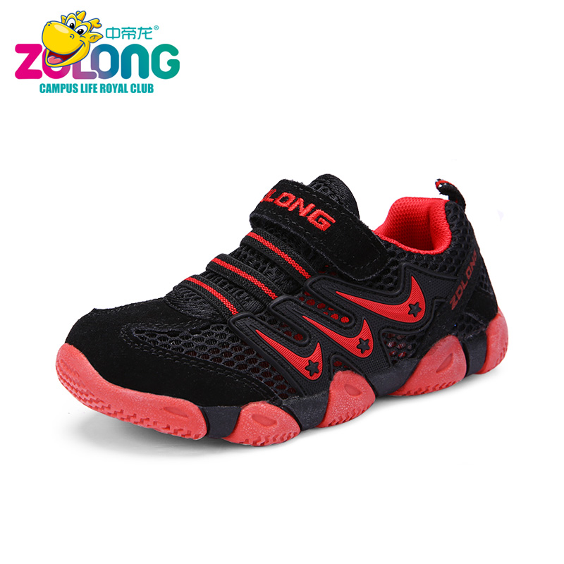 Sneakers Kid Boys Shoes Baby Trainers Brand Children Running Sport Breathable School Designer Slip On Red Bambino Scarpe Ragazzo hobibear classic sport kids shoes girls school sneakers fashion active shoes for boys trainers all season 26 37