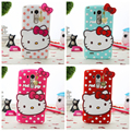 luxury fashion 3d soft silicone hello kitty protective case for LG G2 mini D620 back cover skin for G3 mini/G3 s/G3 beat d724