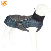 My Pet Clothes For Dog Fashion Winter Dogs Coat Jacket Waterproof Pet Raincoats Warm Outdoor Safety